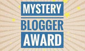 Mystery Blogger Award 1