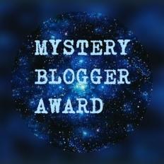 Mystery Blogger Award 2